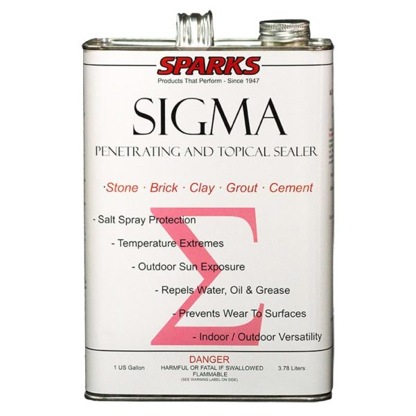 Sparks SW Sigma Seal